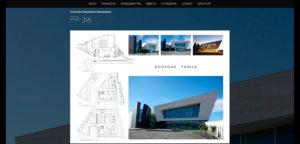 Publicación de concurso de mejores proyectos de arquitectura.